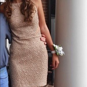 Hailey Logan by Adrianna Papell Mini Dress